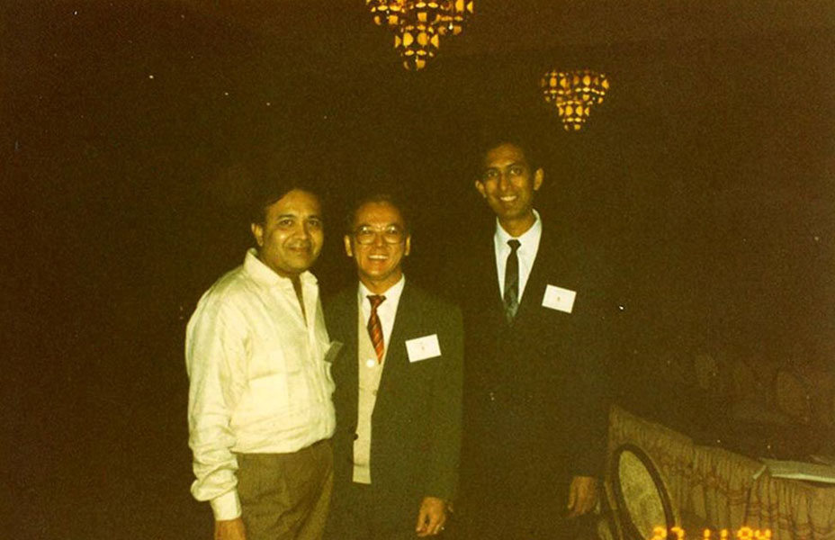 3rd Asian Conference of Sexology in New Delhi, India, 1st December, 1994