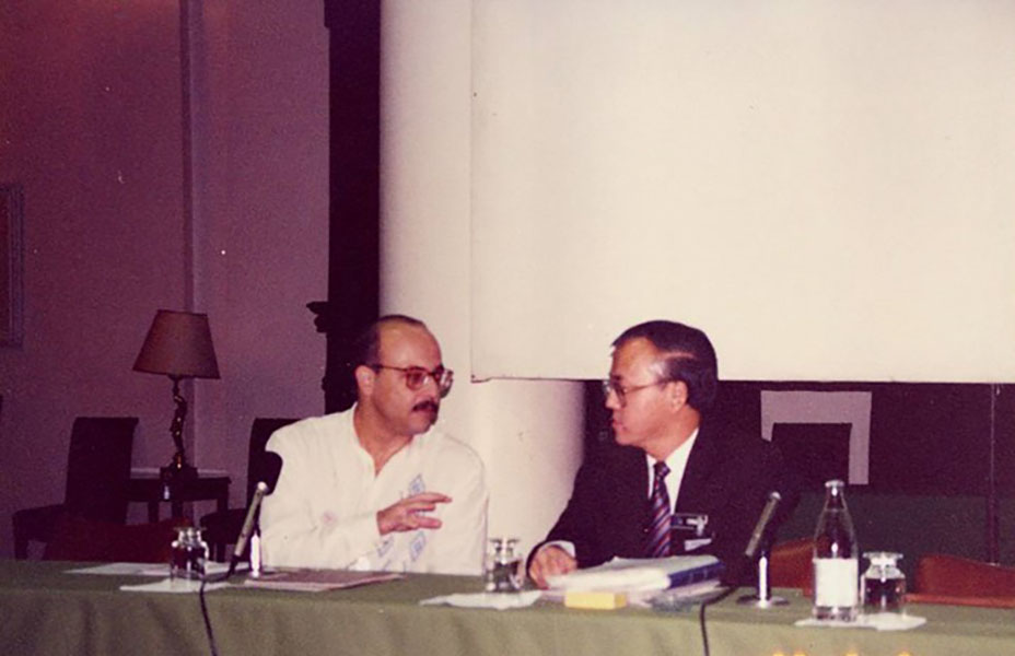11th World Congress of Sexology, Rio de Janeiro, Brazil, June 3rd, 1993